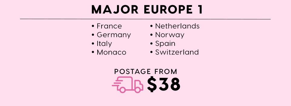 Major Europe