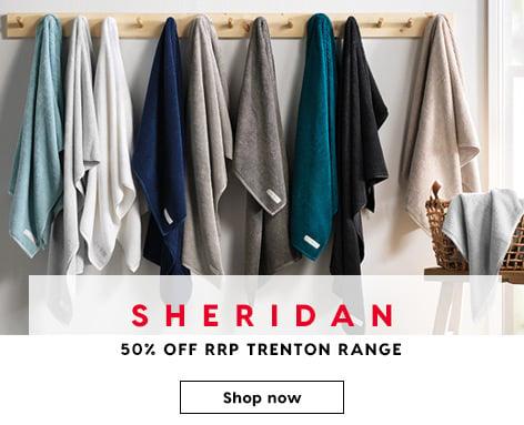 Sheridan Trenton Towel Collection