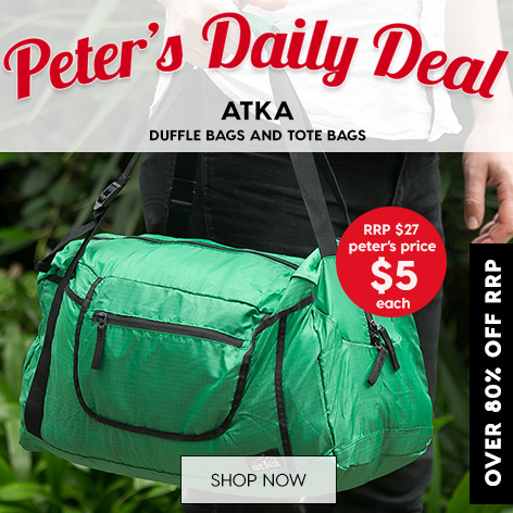 Peter's Daily Deal