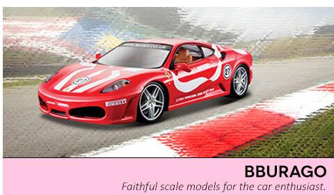Bburago Scale Models