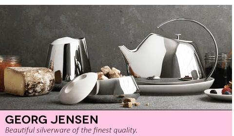 Georg Jensen Helena Teapot