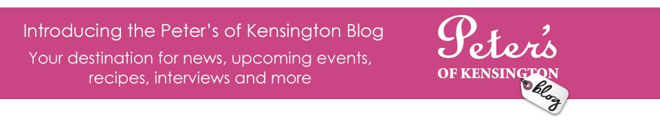 Peter's of Kensington Blog