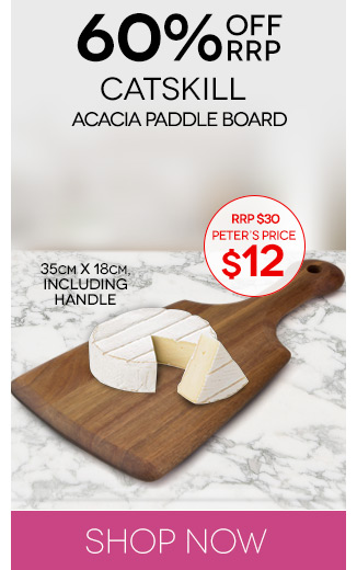 Peters Daily Deal CatSkill Acacia Paddle Board