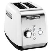 KitchenAid - Classic Two Slice Toaster White KMT221