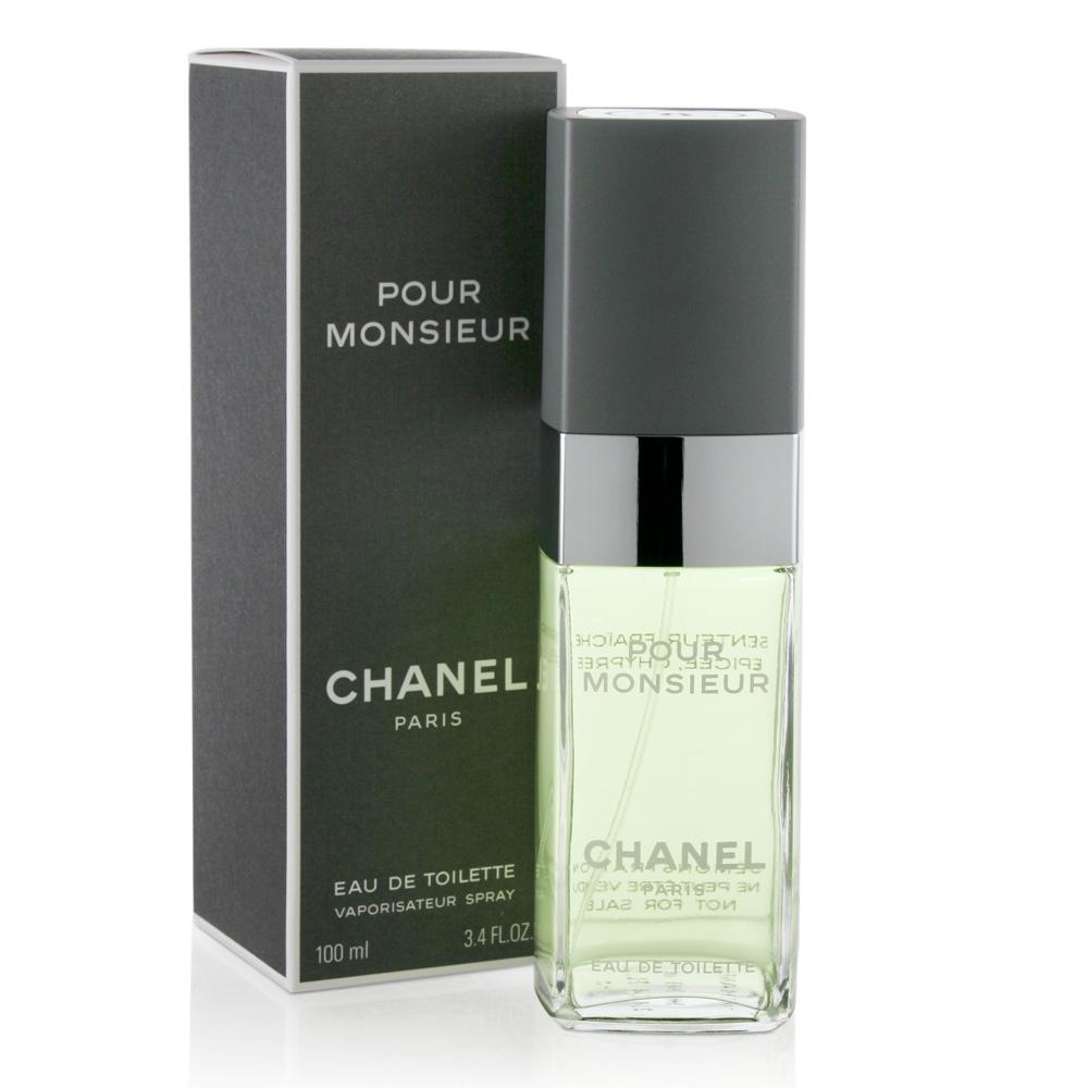 Chanel Pour Monsieur Eau De Toilette 100ml Peters Of