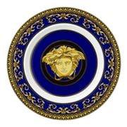 Rosenthal - Versace Medusa Blue Plate 18cm