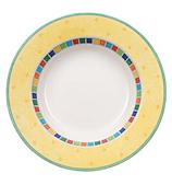 V&B - Twist Alea Limone Deep Plate