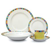 V&B - Twist Alea Caro Dinner Set 20pce