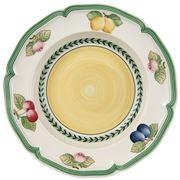 V&B - French Garden Fleurence Deep Plate Large