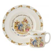 Royal Doulton - Bunnykins Nursery Christening Set 2pce