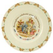 Royal Doulton - Bunnykins Nursery Christening Plate