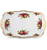 Royal Albert - Old Country Roses Sandwich Tray