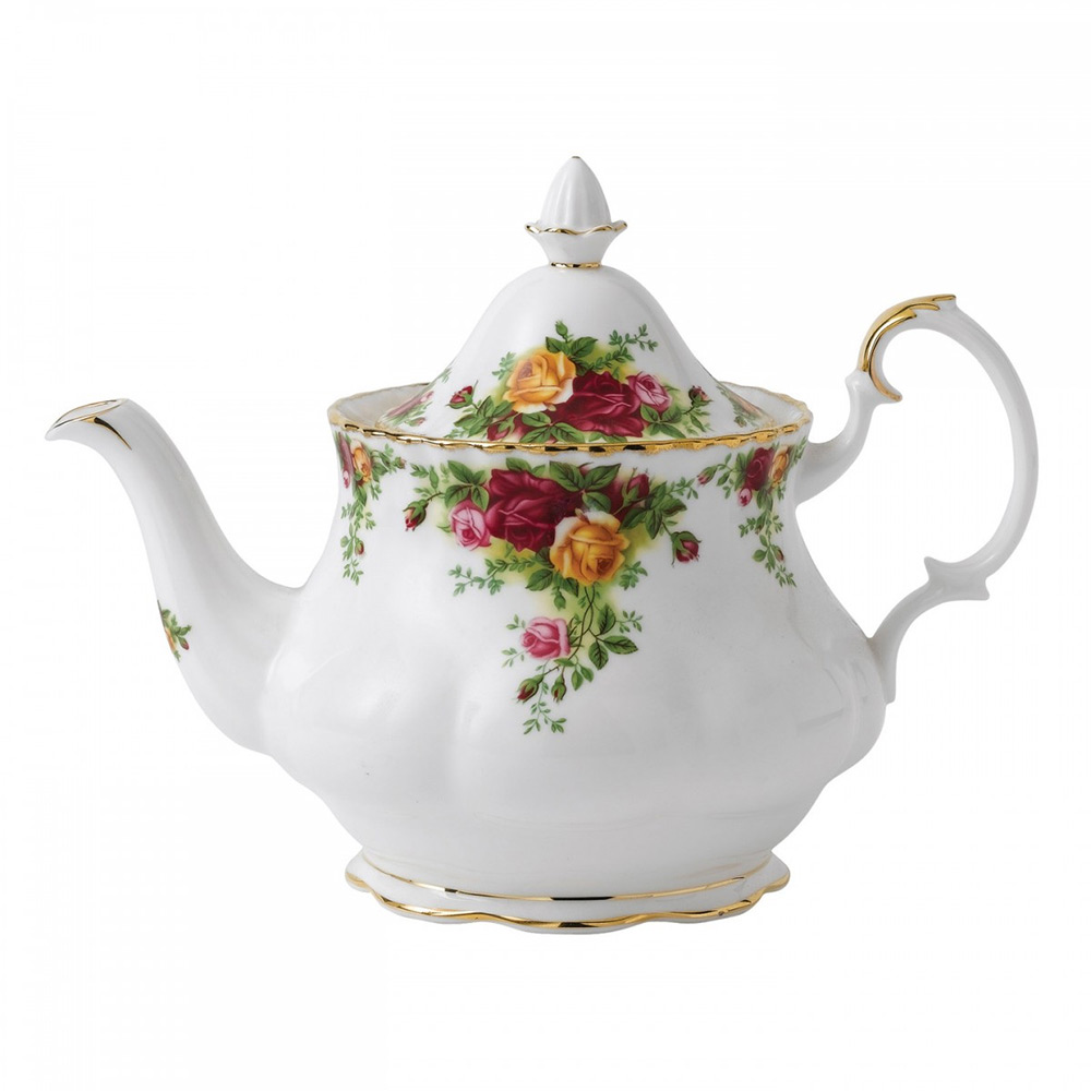 Royal Albert Old Country Roses Teapot Large Peter S Of