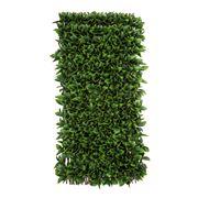 Florabelle - Trellis Serrated UV Green 100x200cm