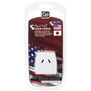 Go Travel - USA/Asia Power Adaptor