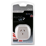 Go Travel - British Power Adaptor