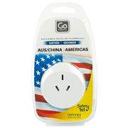 Go Travel - Adaptor Australia for US