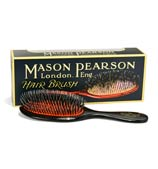 Mason Pearson - Black Handy Bristle & Nylon Brush