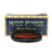 Mason Pearson - Black Small Extra Bristle Military Brush