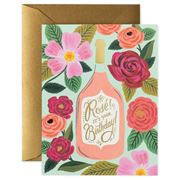 Rifle Paper Co - Rosé! Its Your Birthday! Card