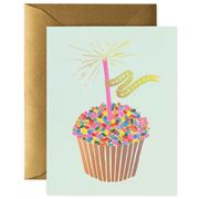 Rifle Paper Co - Cupcake Birthday Card