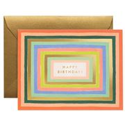 Rifle Paper Co - Disco Birthday Card