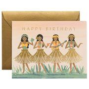 Rifle Paper Co -  Hula Birthday Card