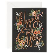 Rifle Paper Co - Happily Ever After Card