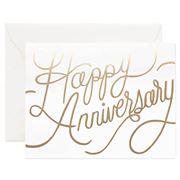 Rifle Paper Co - Happy Anniversary Card