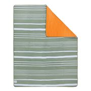 SunnyLife - Picnic Blanket Olive and Neon