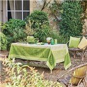 Garnier-Thiebaut - Herbora Tablecloth Prarie 174x174cm