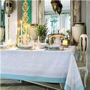 Garnier-Thiebaut - Jardin De La Reine Tablecloth 174x174cm
