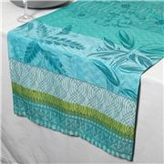 Garnier-Thiebaut - Mille Alocasias Table Runner 55x155cm