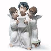 Lladro - Angels' Group Figurine
