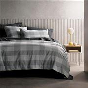 Sheridan - Altoe Monochrome Quilt Cover Set King 3pce