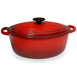 Le Creuset - Cerise Red Oval French Oven 29cm/4.7L