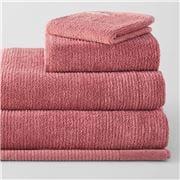 Sheridan - Trenton Hand Towel Earth Rose