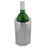 Vacu Vin - Rapid Ice Wine Cooler Silver
