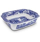 Spode - Blue Italian Cookware Lasagne Dish