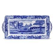 Spode - Blue Italian Sandwich Tray