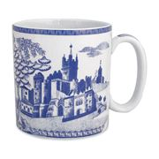 Spode - Blue Room Gothic Castle Mug