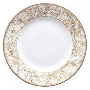Wedgwood - Cornucopia Entree Plate w/Cream Border