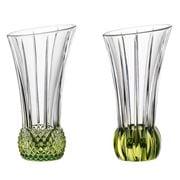 Nachtmann - Spring Vase Lime Set 2pce