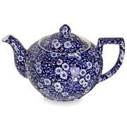 Burleigh - Blue Calico Teapot Large 800ml