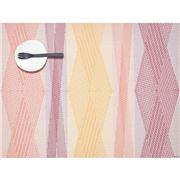 Chilewich - Kimono Placemat Sherbet 48x36cm