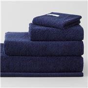 Sheridan - Trenton Face Washer Royal Blue