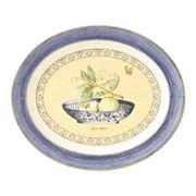 Wedgwood - Sarah's Garden Oval Dish Blue
