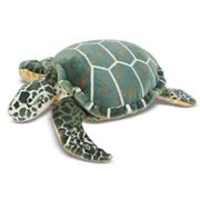 Melissa & Doug - Large Plush Sea Turtle