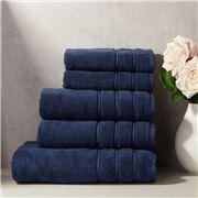 Christy - Antalya Towel Stack Denim Set 5pce