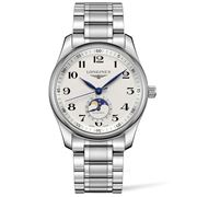 Longines - Master Collection Arabic Moon Phase S/Steel 40mm